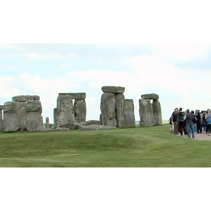 Great Britain - Stonehenge - history - people - historical sights