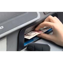 CR - finance - bank machine