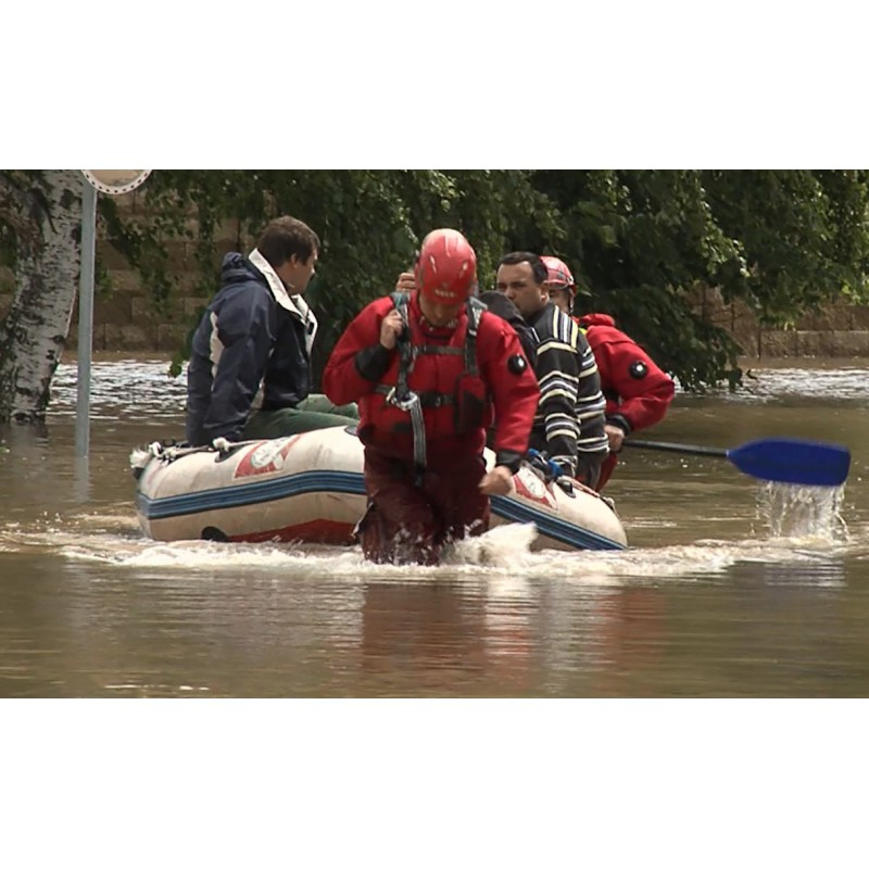 CR - flood - Prague - Mělník - Ústí nad Labem