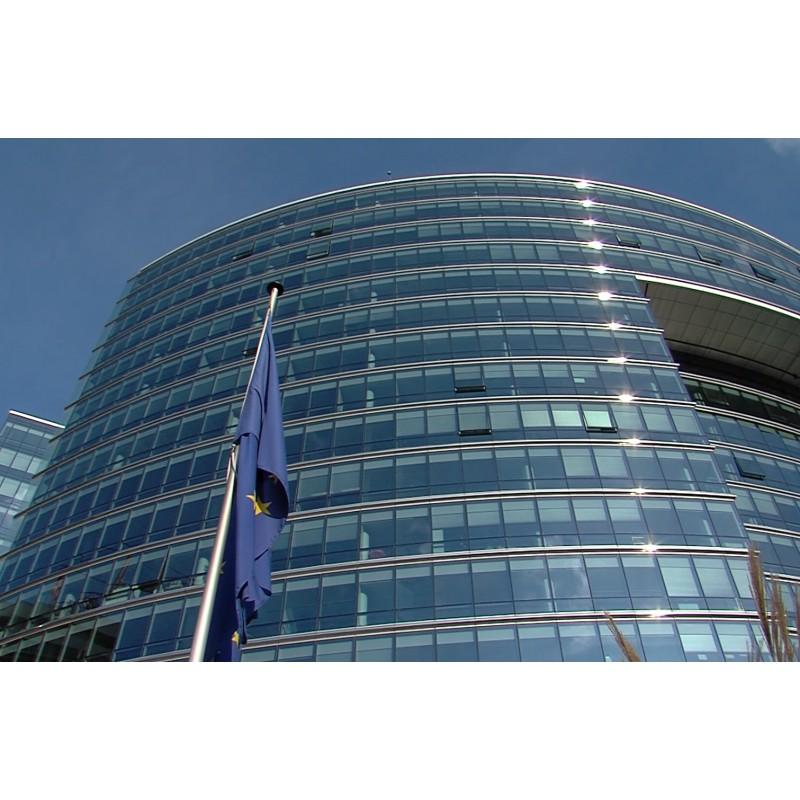 Belgie - Brusel - budova Consilium - Rada Evropské unie