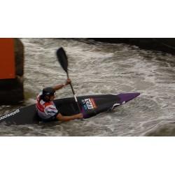 ČR - sport - vodní slalom - Světový pohár - Troja 2015