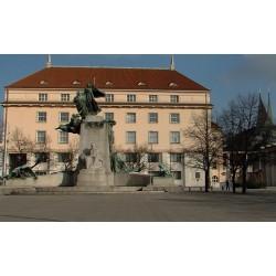 ČR - Praha - Ministerstvo zdravotnictví - exteriéry 2