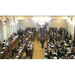 ČR - Praha - Poslanecká sněmovna 2013