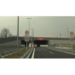 CR - Prague - tunnel Blanka - exteriors