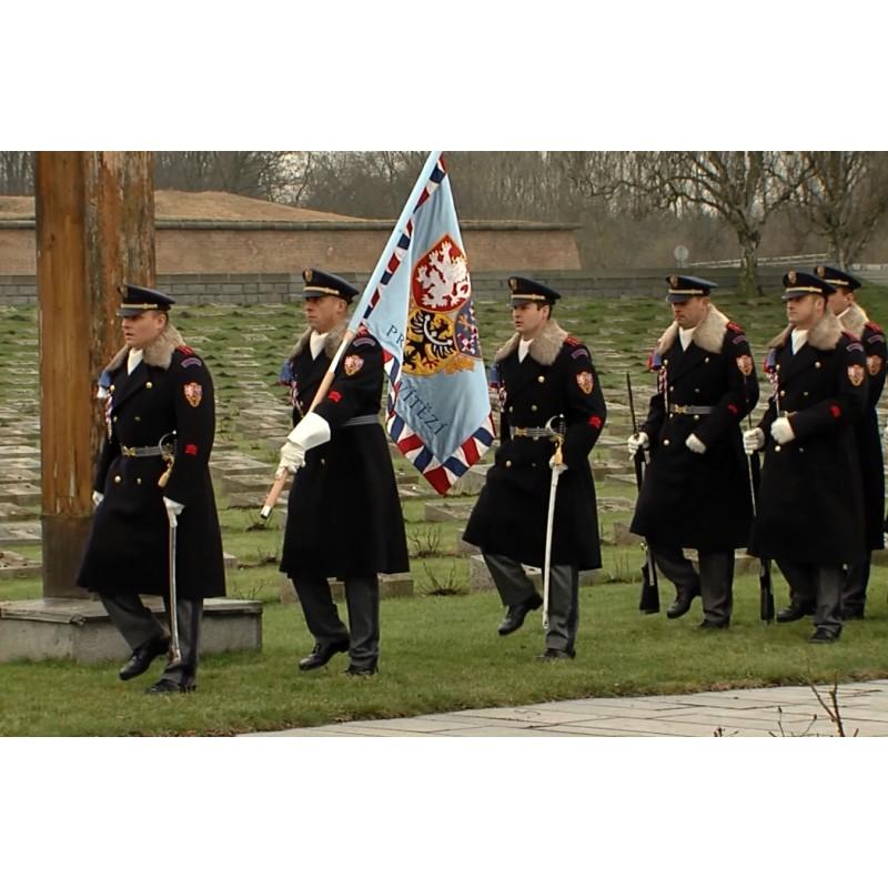 CR - Terezín - Grave - Soldier