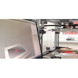 CR - industry - 3D printer