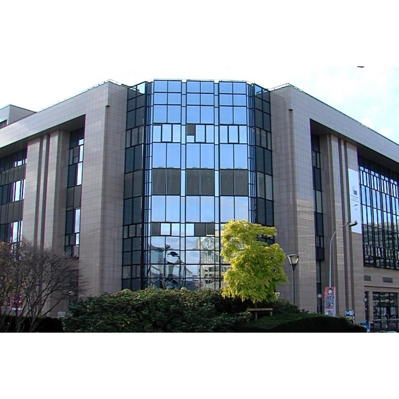 Belgie - Brusel - evropské instituce - exteriéry