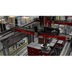 CR - Kladno - toys - LEGO - warehouse - robots
