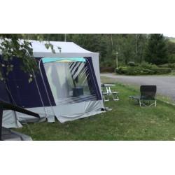 CR - camping