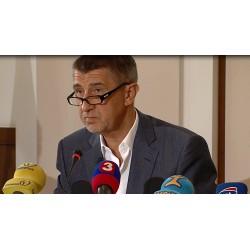 ČR - Praha - finance - registrační pokladny - Andrej Babiš - ministr