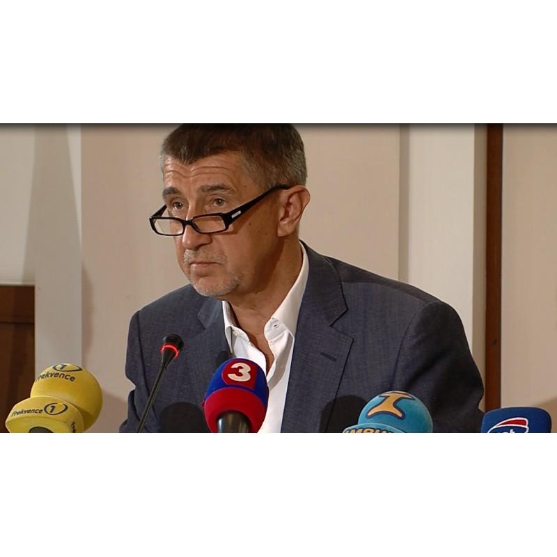 CR - Prague - finance - cash register - Andrej babiš - minister