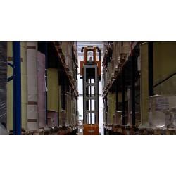 CR - Vysočina - Okříšky - Mann Hummel - filter - warehouse - forklift