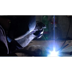 CR - welding - drilling