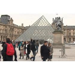 Francie - Paříž - Notre Dame - Eiffelova věž - Louvre - Seina