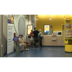 CR - Czech post office - customer