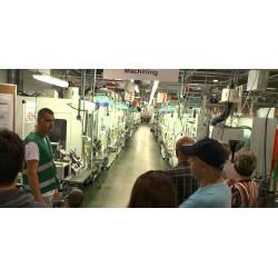 ČR - lidé - výroba - továrna - exkurze
