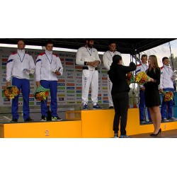 CR - Prague - canoeing - World championship - medal
