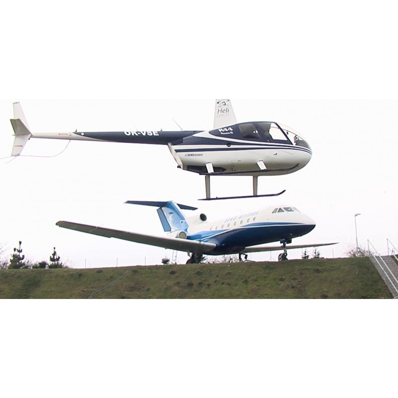 CR - transport - helicopter - flight