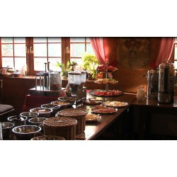CR - hotel - catering - cold buffet