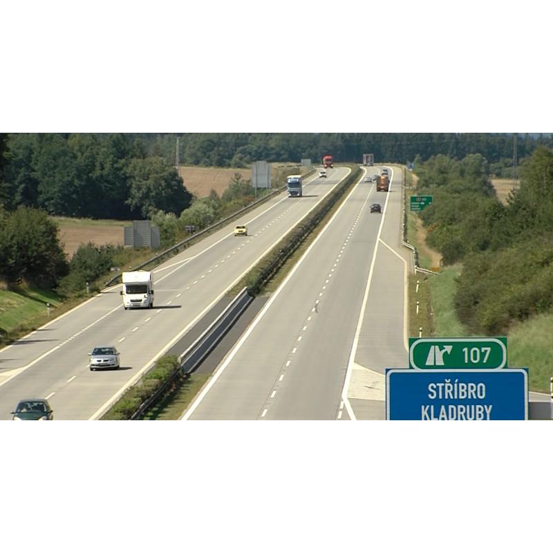 cr - transport - highway - time-lapse - original lenght