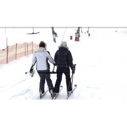 cr - krkonoše - Pec pod Sněžkou - skiers - cross-country skiers - 2