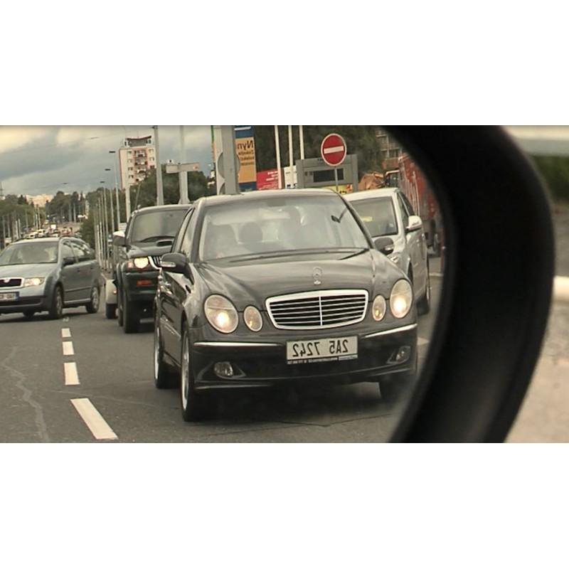 CR - Prague - transport - car - mercedes