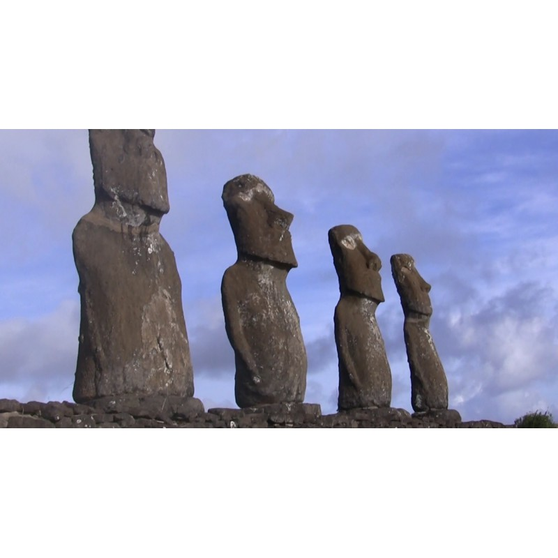 Easter Islands - sculptures