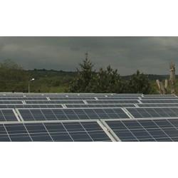 ČR - energetika - solární fotovoltaické panely