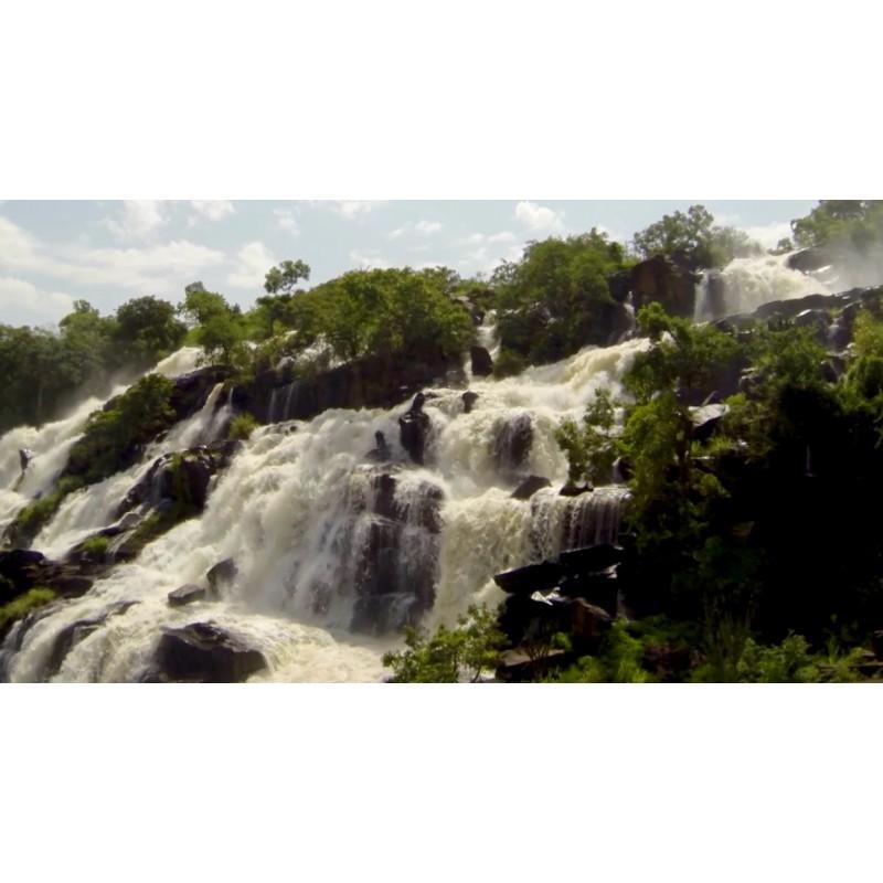 Africa - Uganda - nature - waterfalls