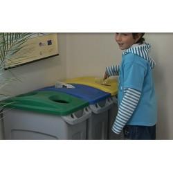 ČR - školství - odpady - děti - třídění