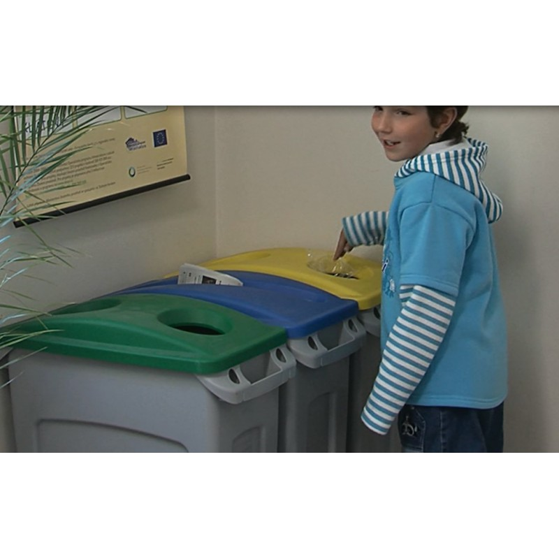 CR - education - waste - children - sorting