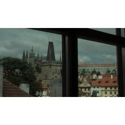 ČR - Praha - obloha - časosběr - 3 - originální délka