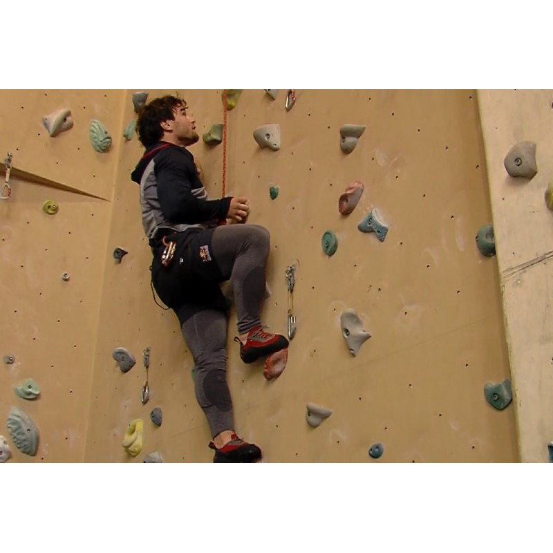 CR - sport - film - mountain climbing - climbing wall - Václav Hradílek - filming - Then in paradise