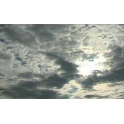 ČR - počasí - obloha - mraky - časosběr - 10000x zrychleno