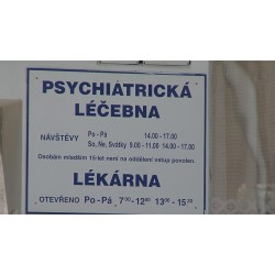 CR - healthcare - mental hospital