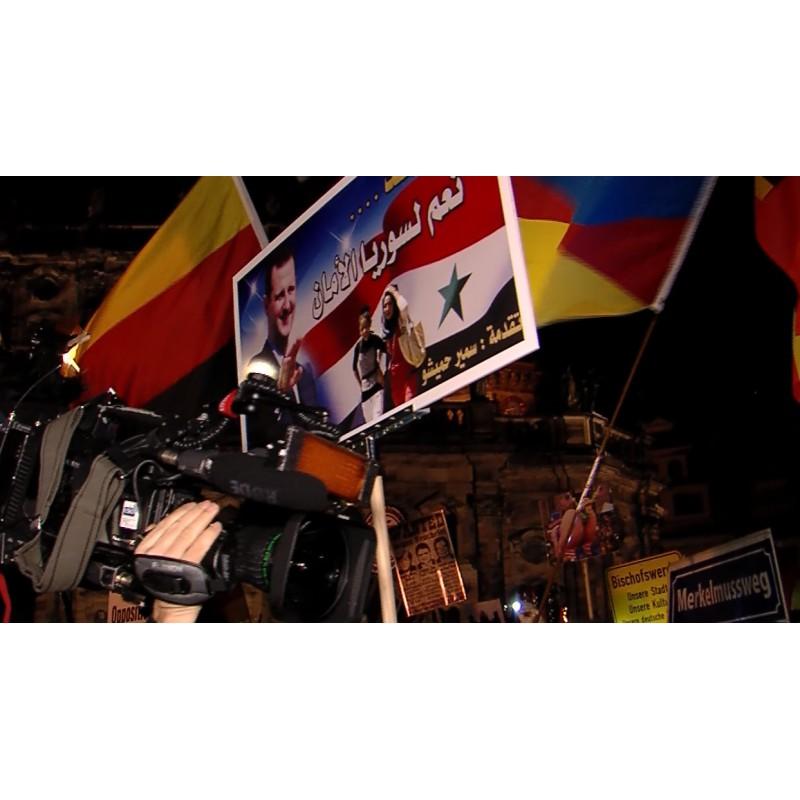 Germany - Dresden - demonstration - Pegida